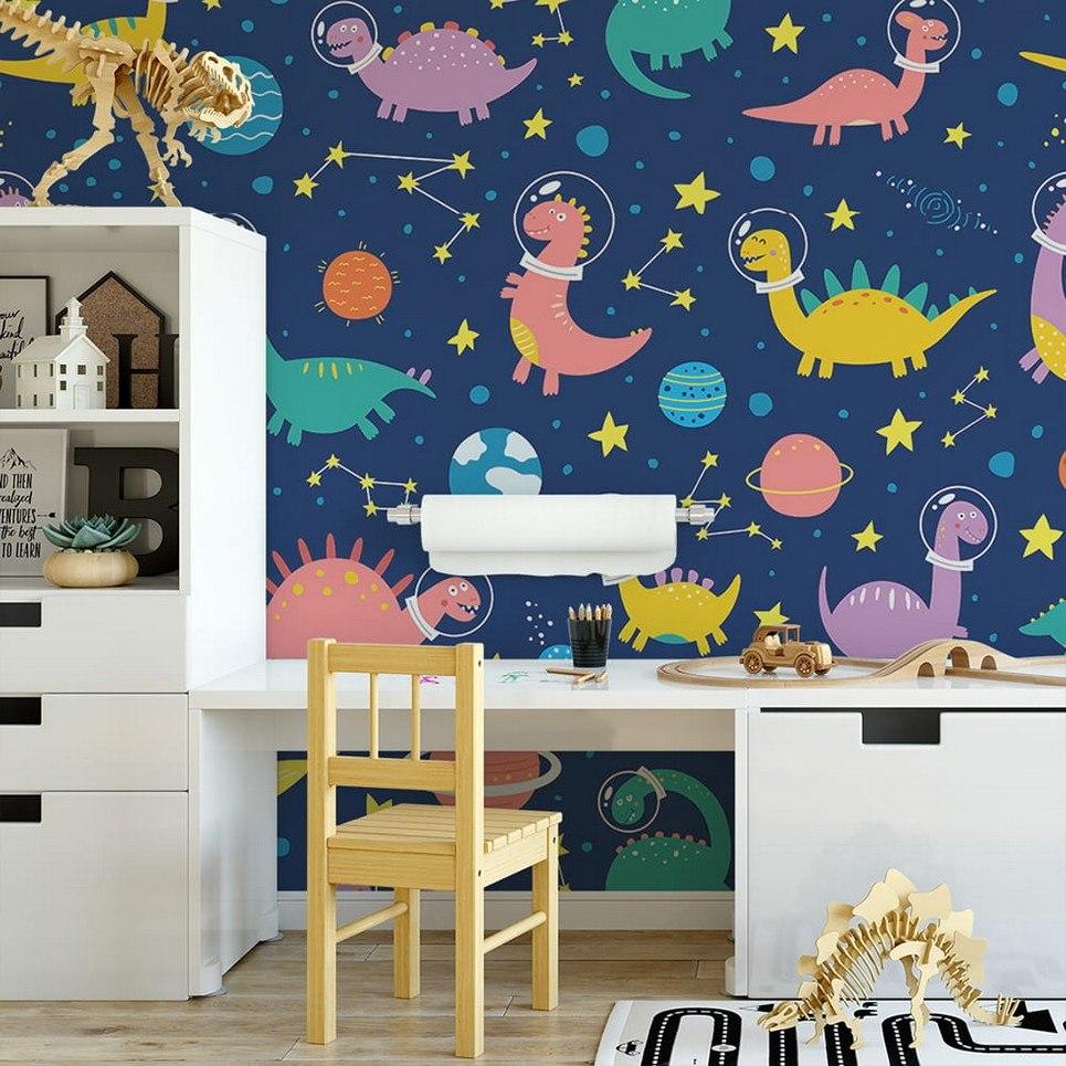 Dinosaurs 6 Children's Wallpaper