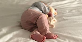 Offering your baby a soother at bedtime can be an additional way to comfort him/her in addition to cuddling, rocking, singing lullabies, and all the other things you do to get some sleep.