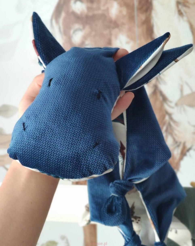 Grenade Dragon Doudou Baby Comforter