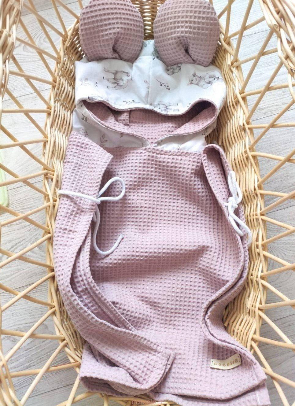 Sheep Hooded Baby Towel