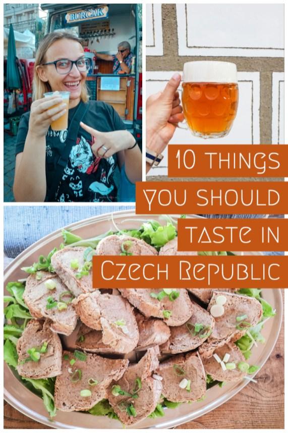 10 things you should taste in Czech Republic