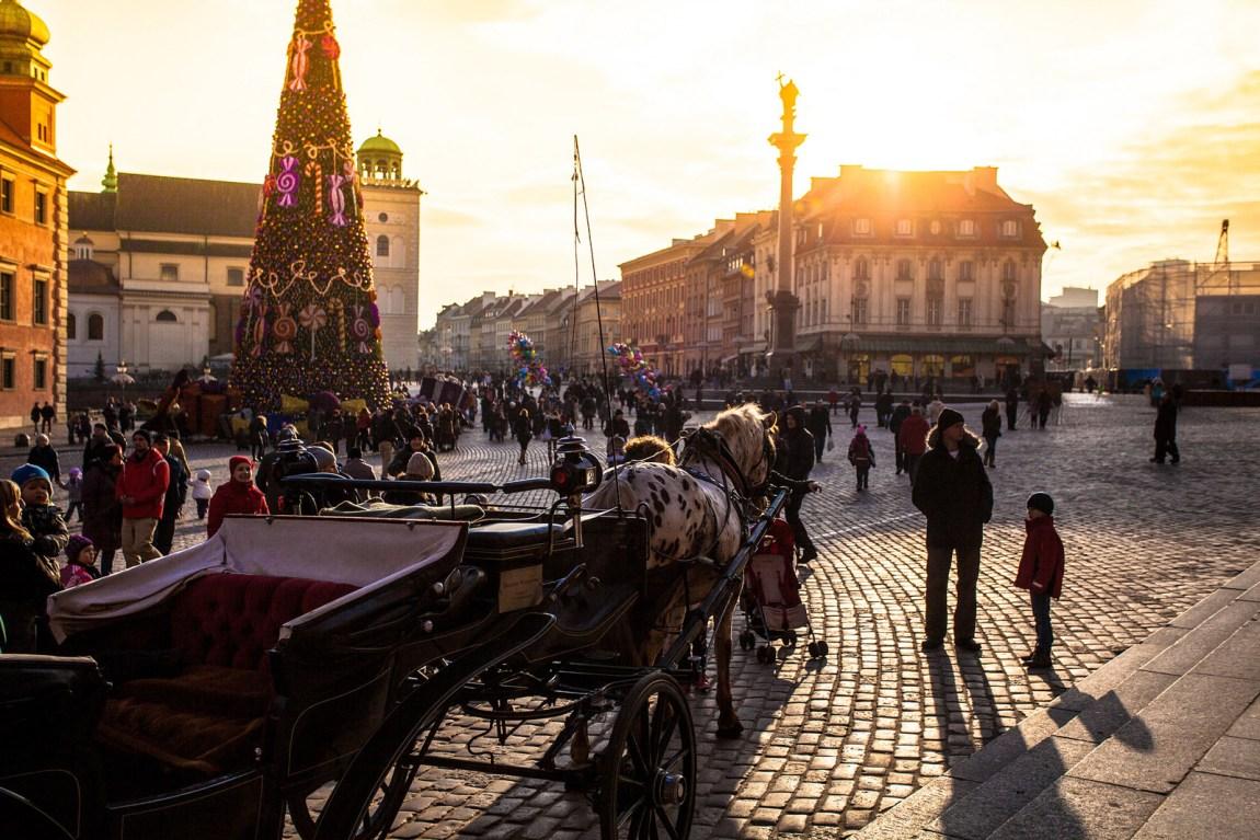 Gourmand Guide Warsaw Poland tour fairy tale