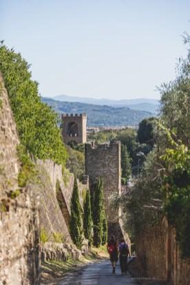 Beautiful corners of Florence - hills walk