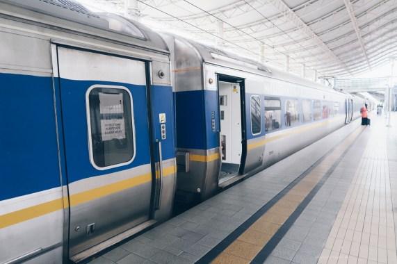 Ipoh KL train