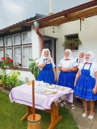 Jezov aunties garden