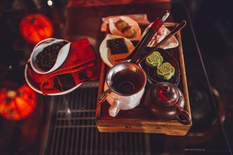 Jioufen AMei tea house set
