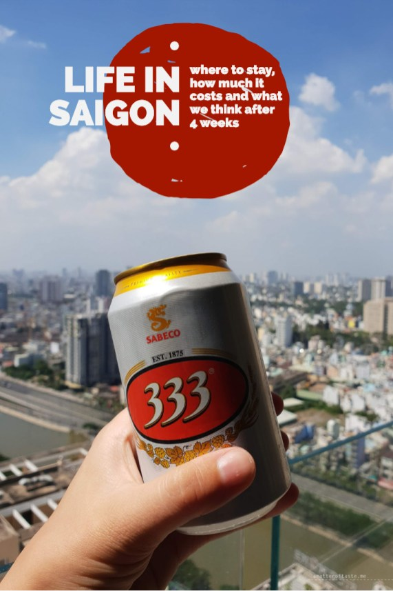 Life in Saigon - prices, accommodation, going out