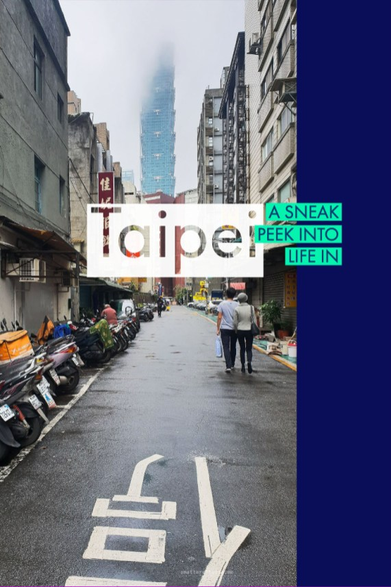 Life in Taipei Taiwan- prices, accommodation, food