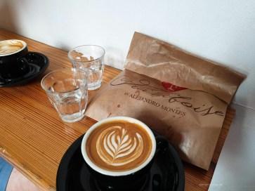 Madrid Coffee Bianchi Kiosko