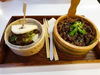 Madrid food Korean