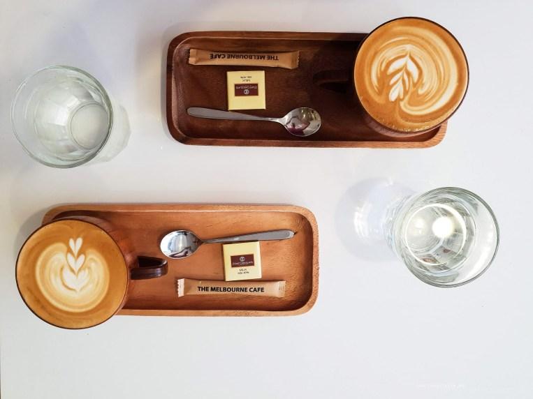 Melbourne Cafe HCMC coffee