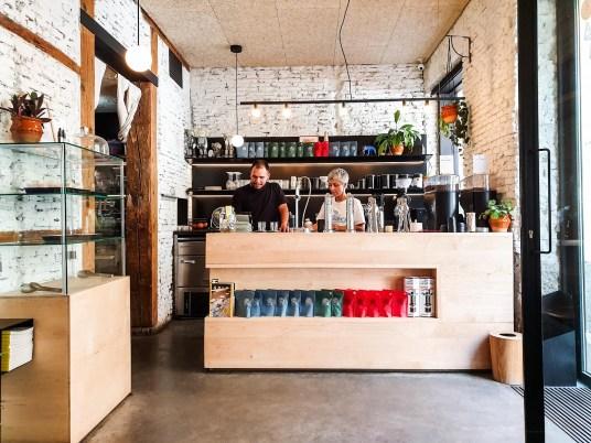 Mision - best coffee in Madrid list - bar