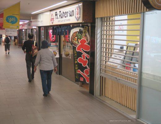 Mr Ramen San The Best Ramen in Melbourne