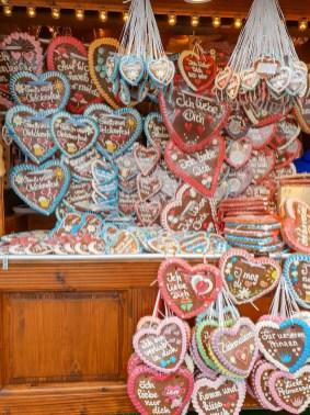 Oktoberfest Munich road trip hearts