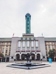 Ostrava new town hall