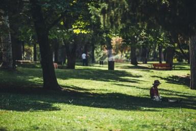 Public spaces in Madrid