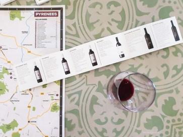 Pyrenees Victoria Australia wines