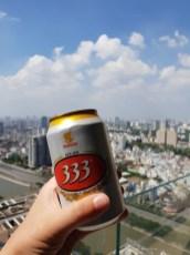 Saigon district 4 eer view