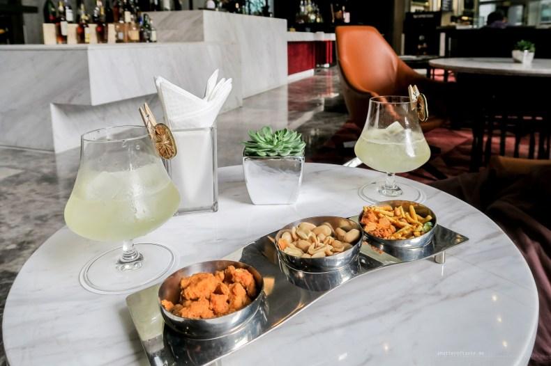 Sofitel Kuala Lumpur Damansara cocktails snacks