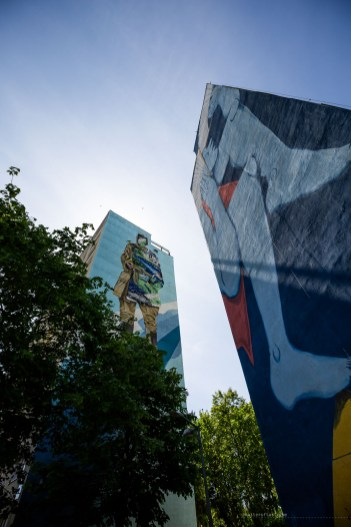 Things to do in Tricity - street art walk