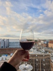 Things to do in Tricity - sunset drink