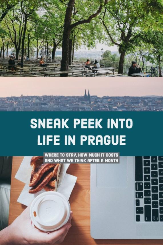 life in prague - slow travel