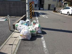 recycling kyoto street schedule