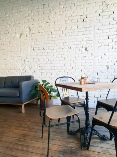 skog cafe brno interior