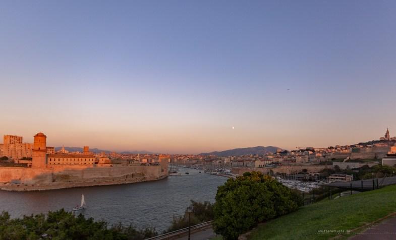 sunset Marseille