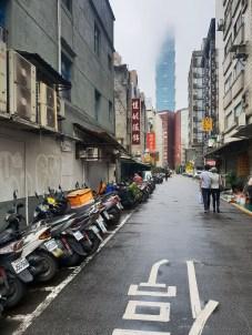 weather in Taipei January rain