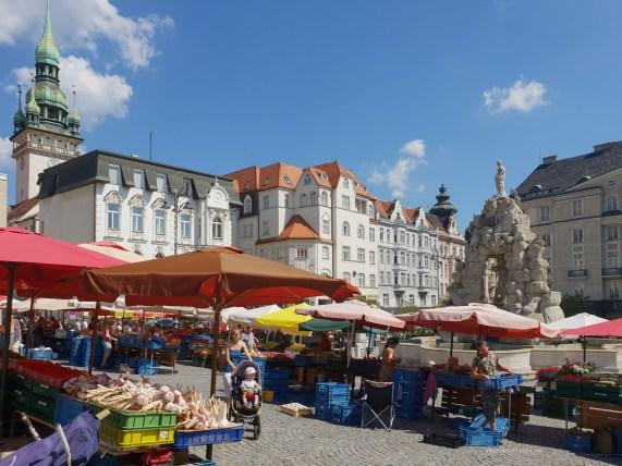 zelny trh brno market