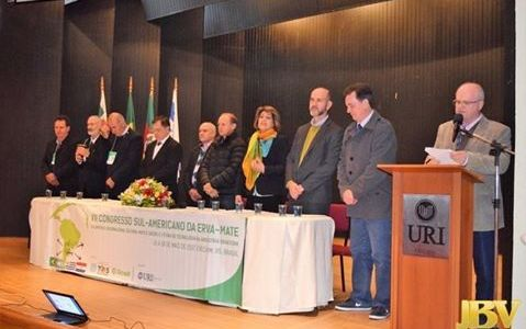 Congresso Sul-Americano da Erva Mate acontece em Erechim