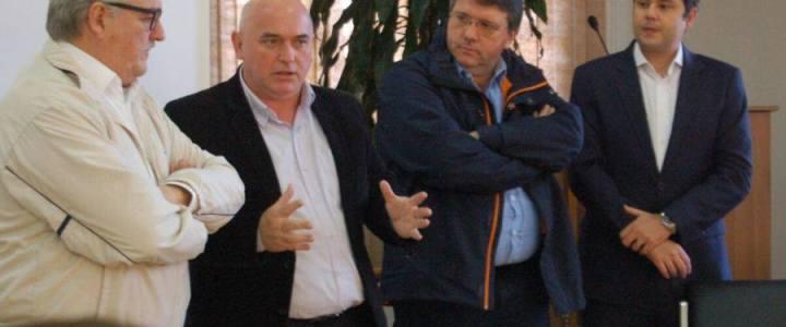 Secretário dos Transportes visita região do Alto Uruguai