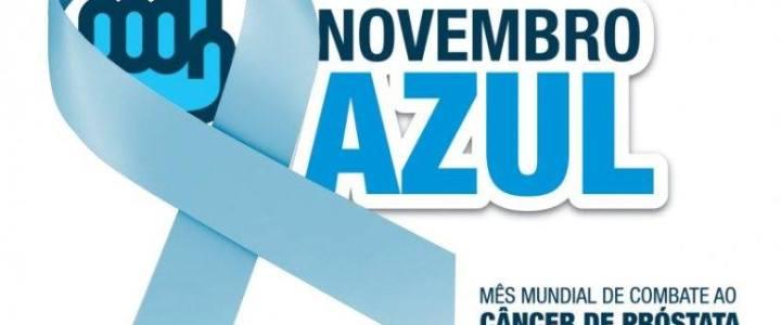 """AMAU destaca a importância do """"Novembro Azul"""""""