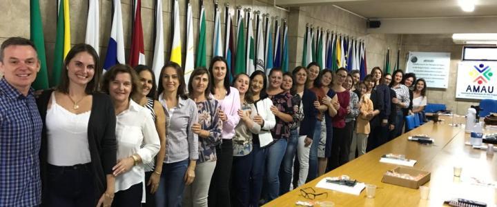 Colegiado das Primeiras Damas adere a campanha do Santa