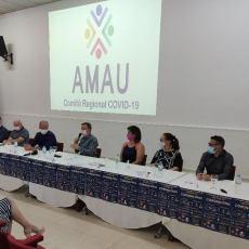 AMAU E COMITÊ DIVULGAM PARECER TÉCNICO DO CENÁRIO REGIONAL DA EPIDEMIA DO COVID-19