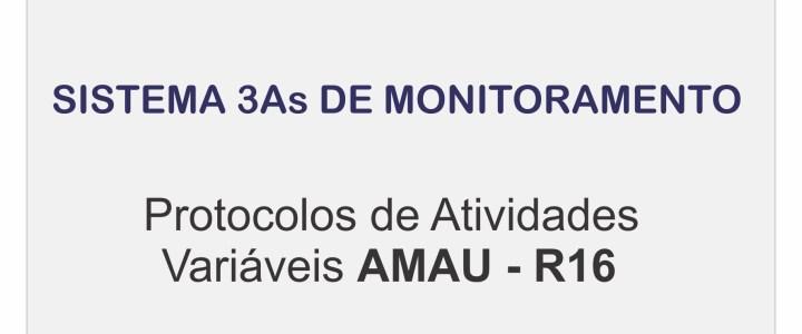 Protocolos de Atividades Variáveis AMAU – R16