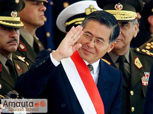 Alberto Keinya Fujimori