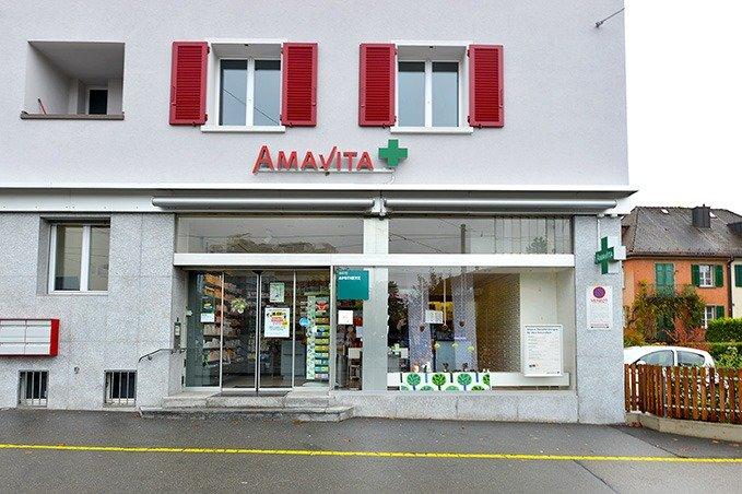 Amavita Apotheke Gallusmarkt Apotheke In St Gallen