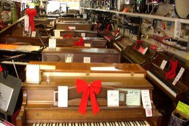 piano dept