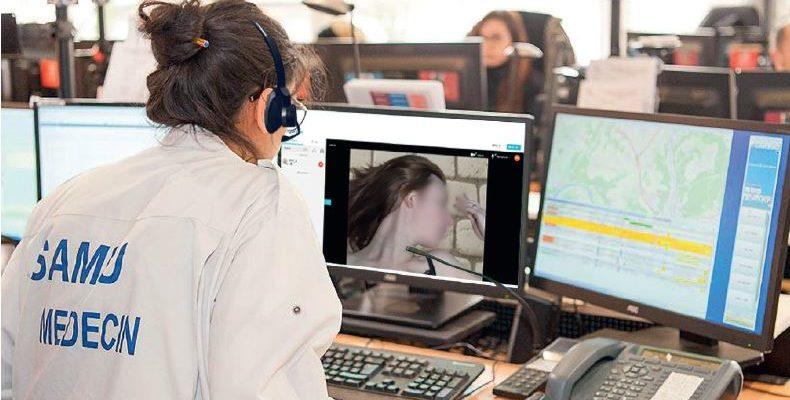 Télérégulation-télémédecine-visiorégulation-ama-xperteye