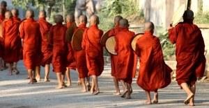 Barma, buddhismus, Jan Rybář