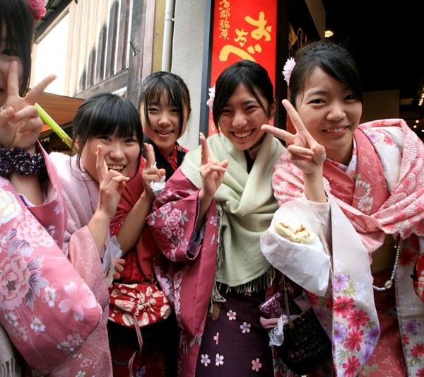 Japonsko, Kjóto, Jan Rybář