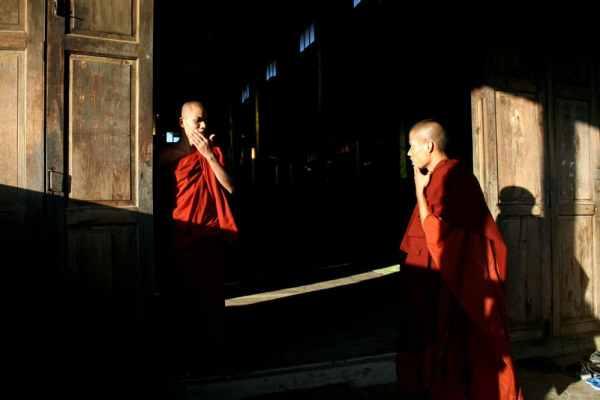Barma - kurz fotografování