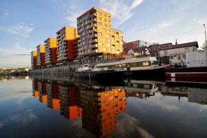 Holešovický přístav, Vltava, projížďka na lodi