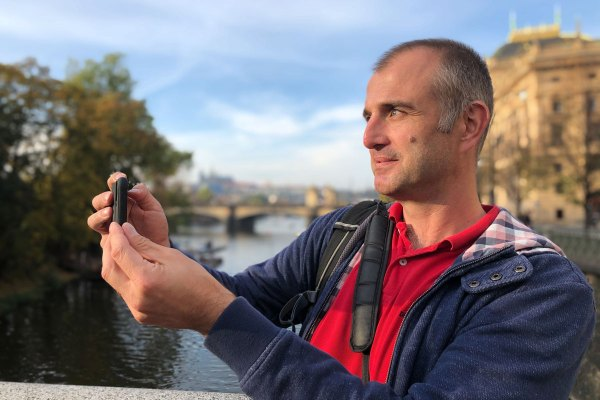 Jan Rybář na fotokurzu