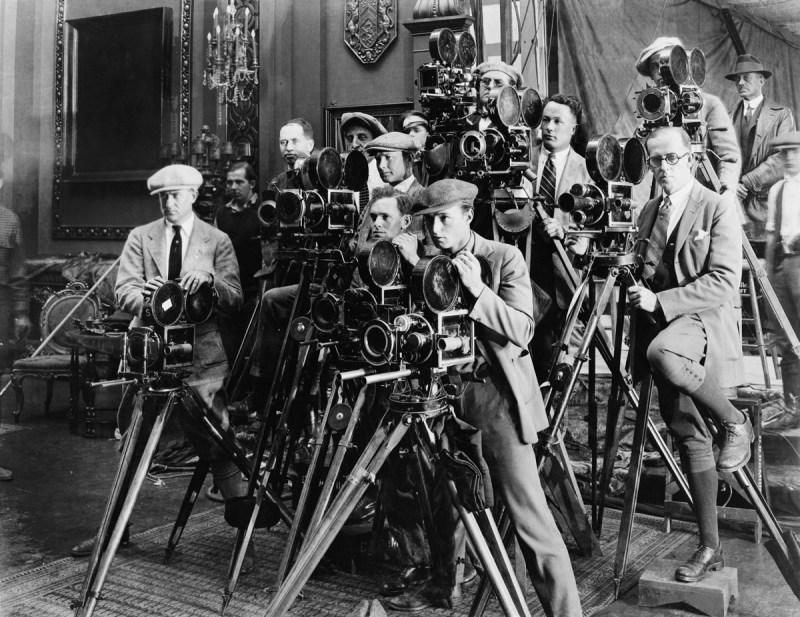 Novináři v akci