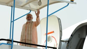 PM Modi leaves for Japan