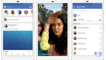 Facebook Stories For Mobile Launching Soon