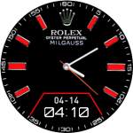 Rolex Red – Amazfit Pace
